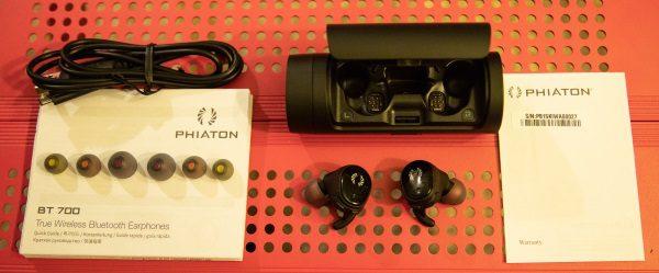 Phiaton Earbuds 3