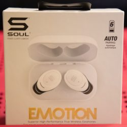 SOUL Emotion Wireless Earbuds review