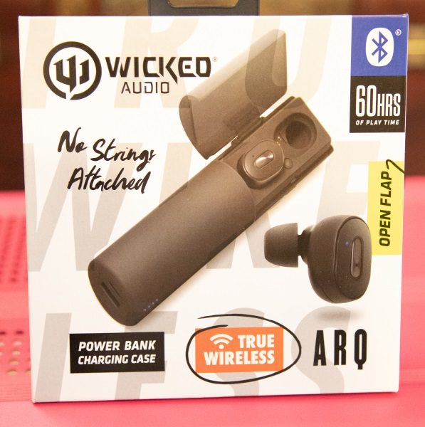 - Wicked ARQ 1 597x600 - Wicked Audio ARQ True Wireless Earbuds review – The Gadgeteer