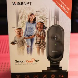 Wisenet Smartcam N2 Indoor Security Camera review