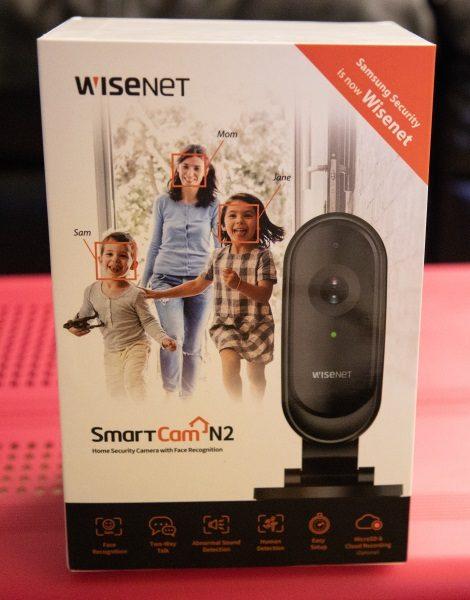 Wisenet SmartCam N2 1