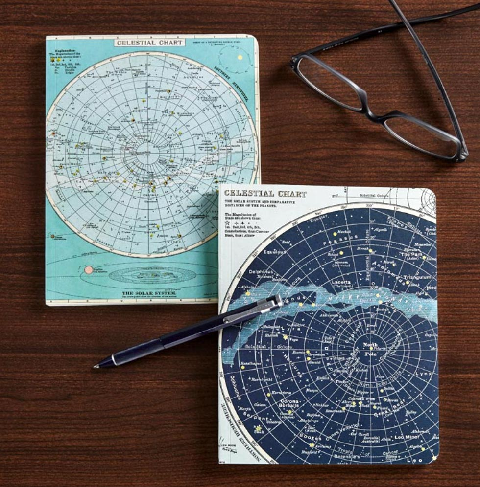 celestial notebook 1