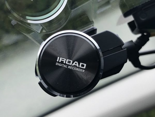 iRoad X9 front and rear dashcam review – The Gadgeteer