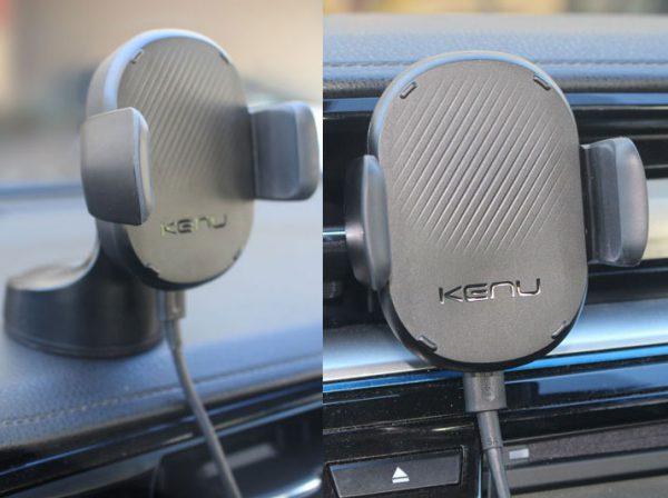 kenu wireless car mount 10