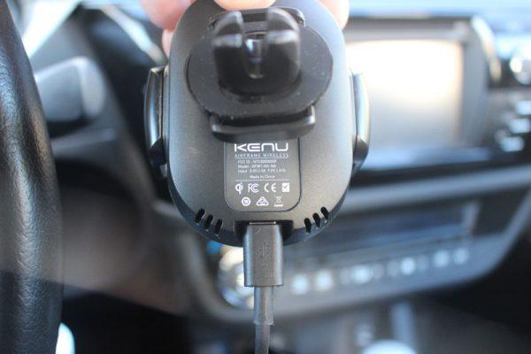 kenu wireless car mount 5