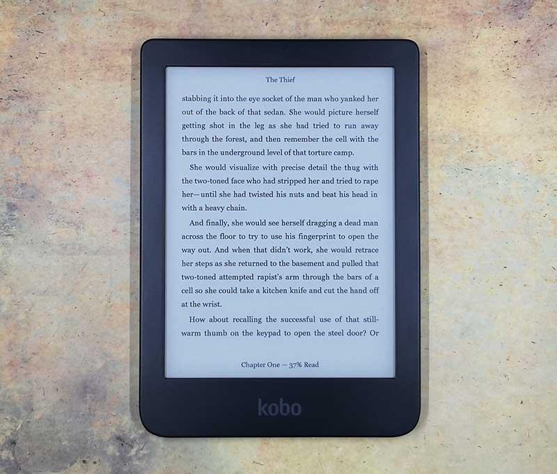 - kobo clara hd 10 - Kobo Clara HD eBook reader review – The Gadgeteer
