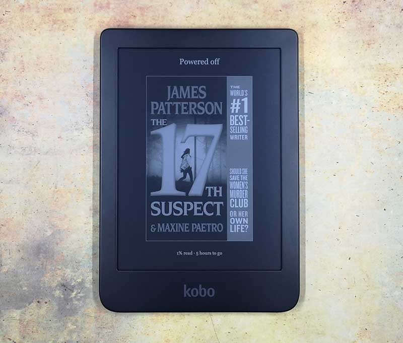 - kobo clara hd 16 - Kobo Clara HD eBook reader review – The Gadgeteer