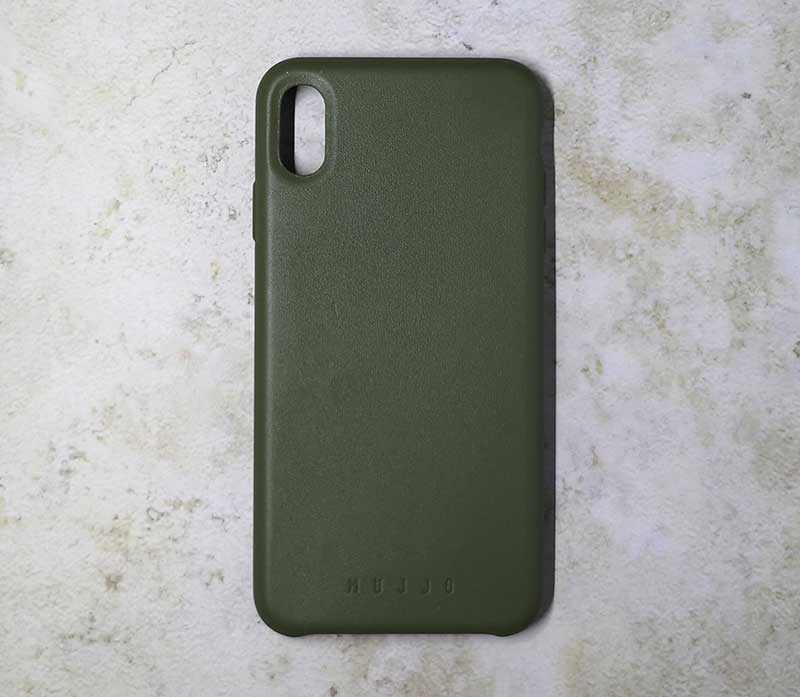 best website cde2a 99fa9 Mujjo iPhone Xs Max leather cases review – The Gadgeteer