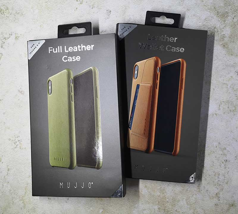 best website 331fd 2fa7d Mujjo iPhone Xs Max leather cases review – The Gadgeteer