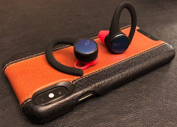 Plantronics Backbeat Fit 3100 True Wireless Headphones Review The Gadgeteer
