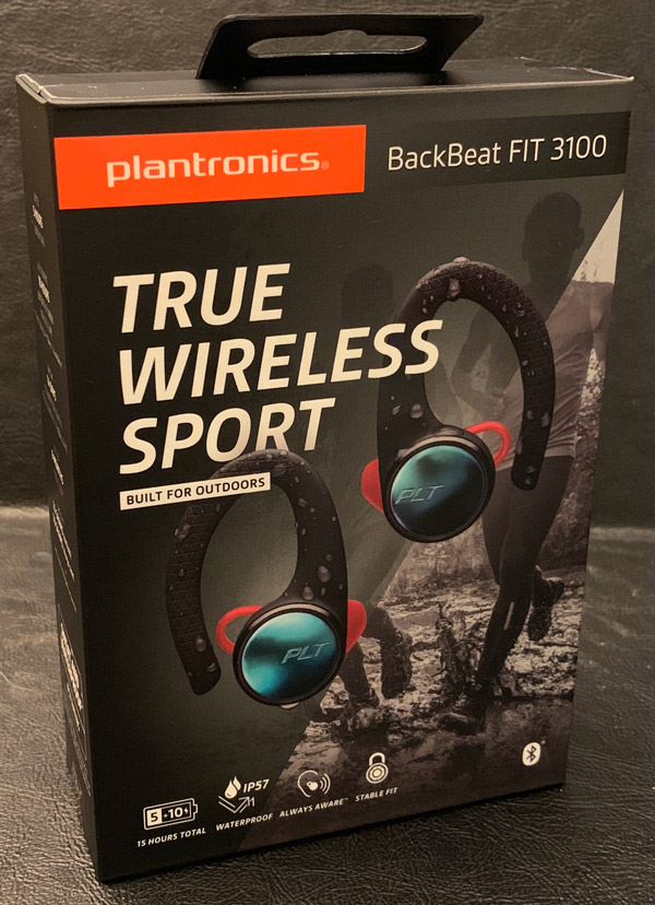 Plantronics Backbeat Fit 3100 True Wireless Headphones Review Sofun