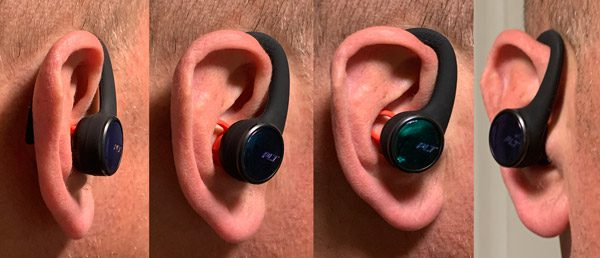 Plantronics BackBeat FIT 3100 true wireless headphones review – The