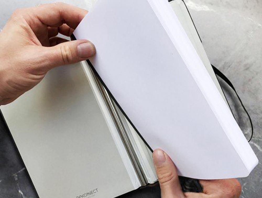 rekonect magnetic notebook 2