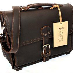 Saddleback Leather Slim Laptop Briefcase review