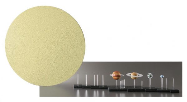 scale solar system 1