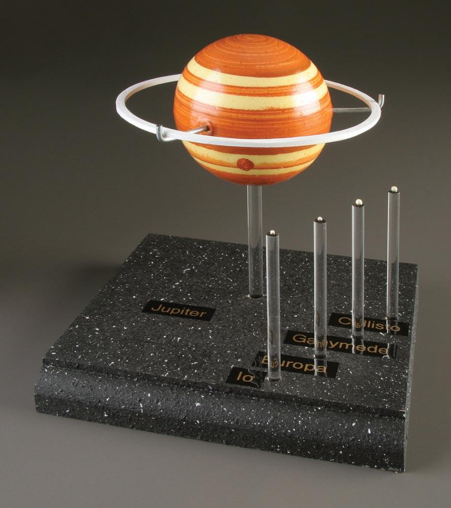 smithsonian solar system model - HD1024×1153