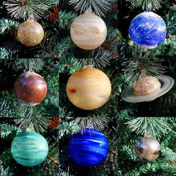 solar system ornaments 1