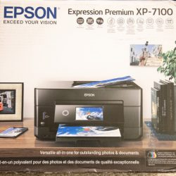 Epson Expression Premium XP-7100 Small-in-One Printer review