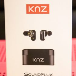 KNZ SoundFlux dual driver wireless headphones review