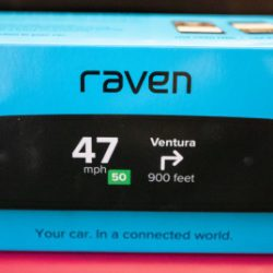 Raven dashcam and connected car system review