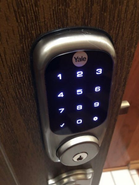 Yale Assure Connected by August Touchscreen Smart Lock YRD226 review