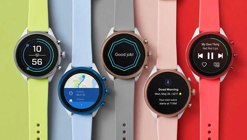 Fossil's new Sport Smartwatch is colorful and packed with features – The Gadgeteer