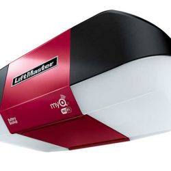 LiftMaster WLED Garage Door Opener review