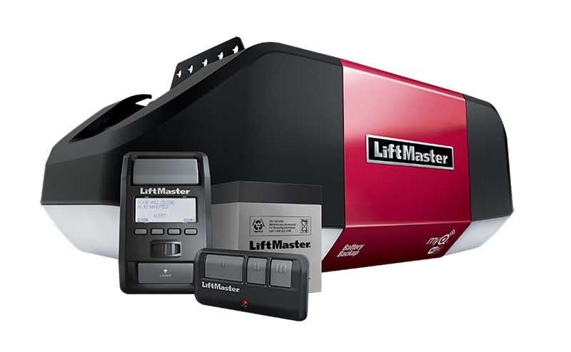 Liftmaster Wled Garage Door Opener Review The Gadgeteer
