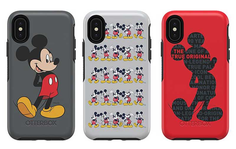 new style e6242 38195 Otterbox celebrates Mickey's 90th birthday – The Gadgeteer
