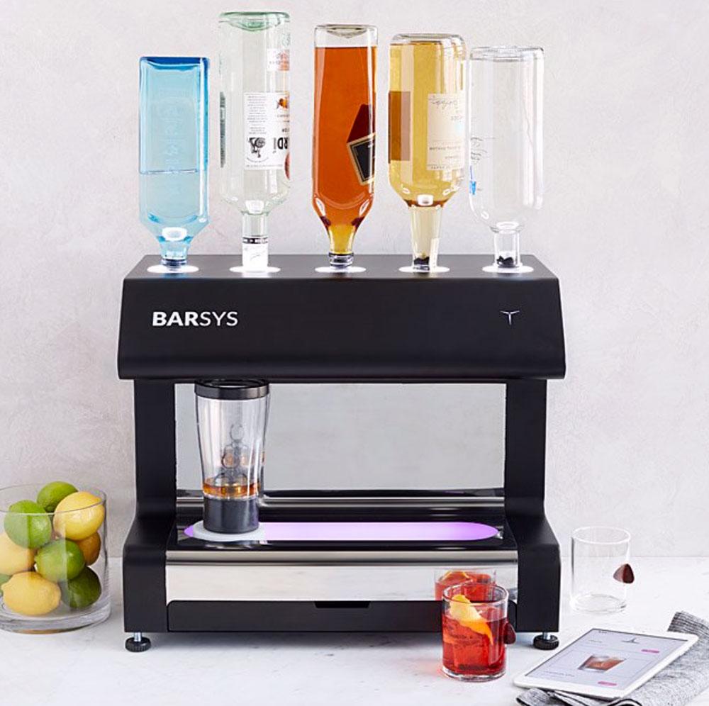 robot bartender 1