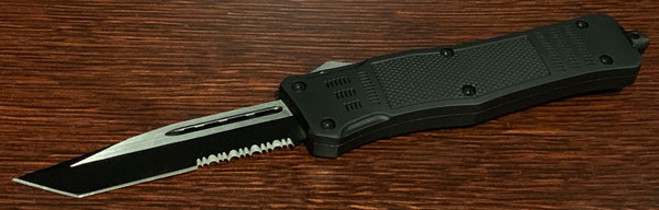Tekto Gear TAKT automatic knife review – The Gadgeteer
