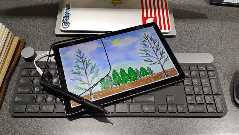 SonarPen stylus review – The Gadgeteer