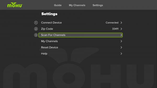 Mohu Airwave Premium Ota Antenna Review The Gadgeteer