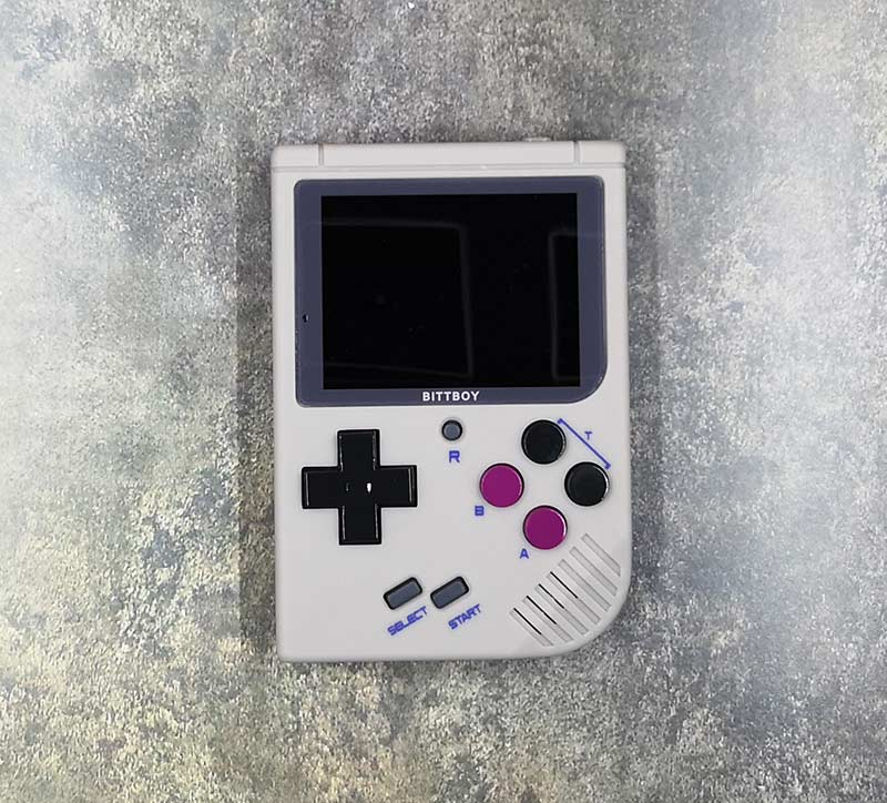Bittboy Game Boy And Nes Handheld Game Console Review