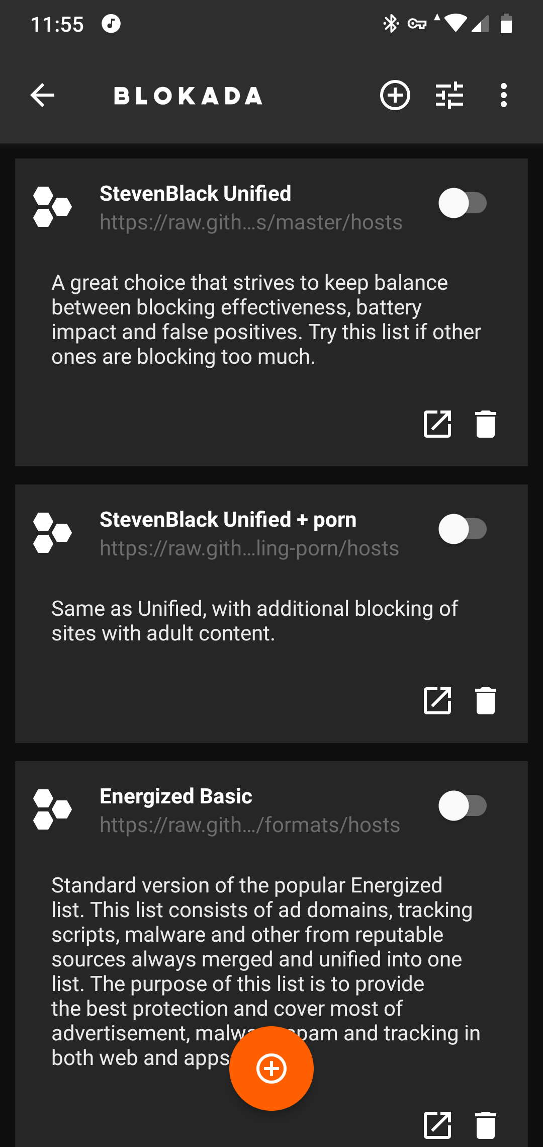 Blockada ad blocker Android app review – The Gadgeteer