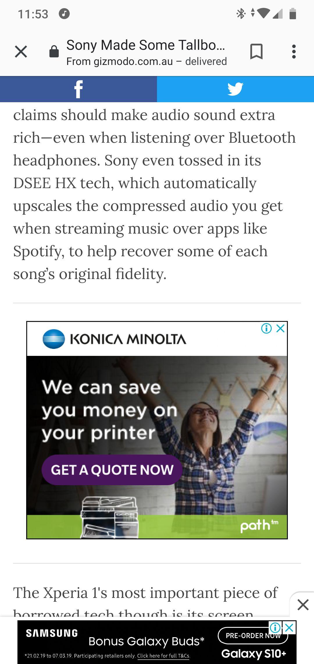 Blockada ad blocker Android app review – The Gadgeteer