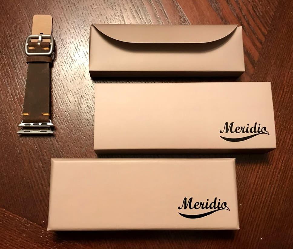 Merido Vintage Apple Watch Band 001