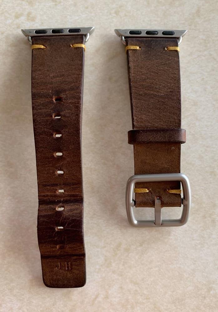 Merido Vintage Apple Watch Band 003