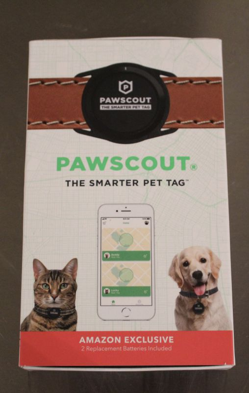 Pawscout 20
