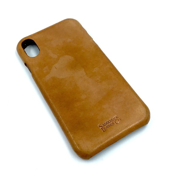 classic e0260 01732 Saddleback Leather Boot Leather iPhone Case review – The Gadgeteer