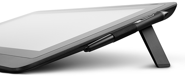 The Wacom Cintiq 16 drawing tablet removes a few pro features and