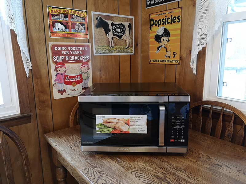 cuisinart microwave 1