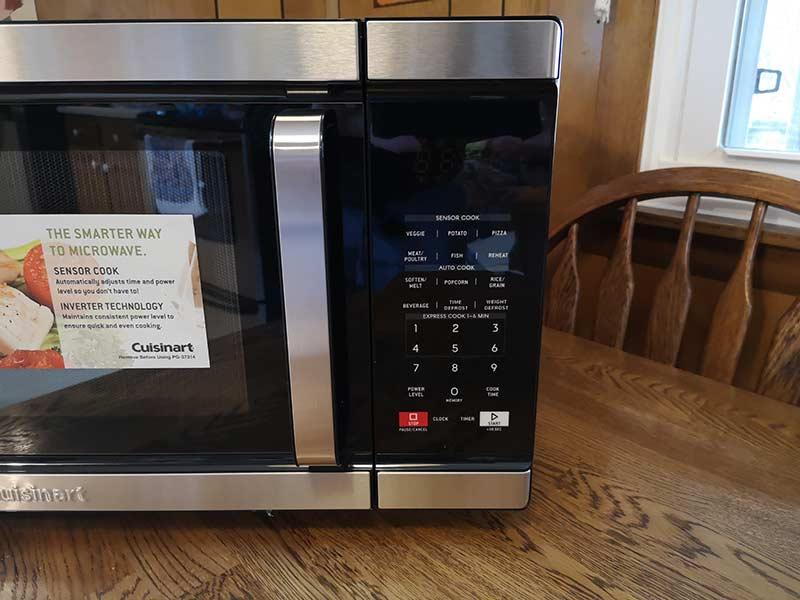 cuisinart microwave 2