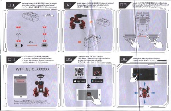 GJS Robots 32