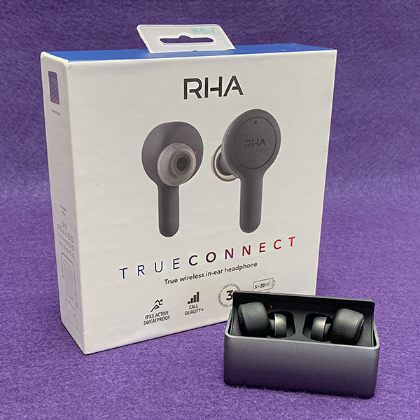 RHA TrueConnect true wireless in-ear headphones review