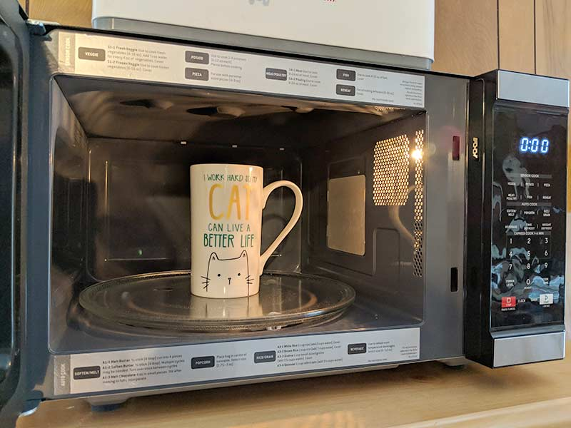 Cuisinart Cmw 110 Microwave Oven With Sensor Cook