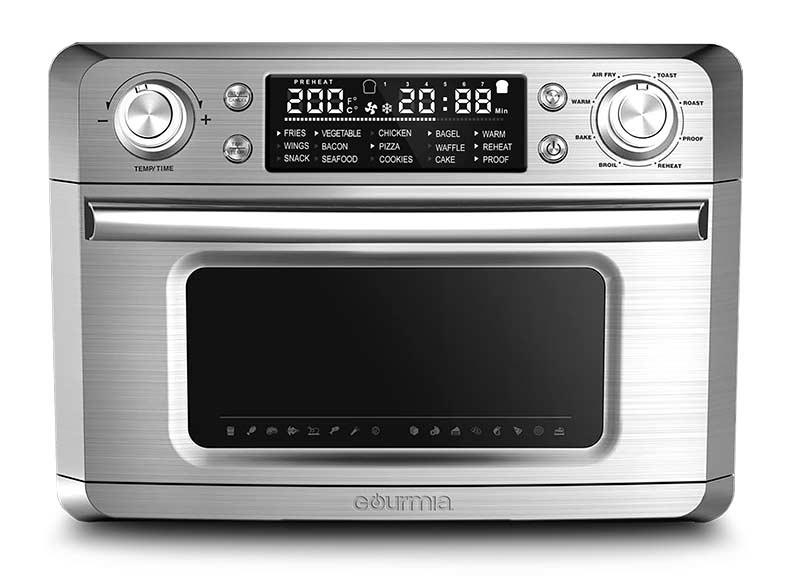 gourmia toaster
