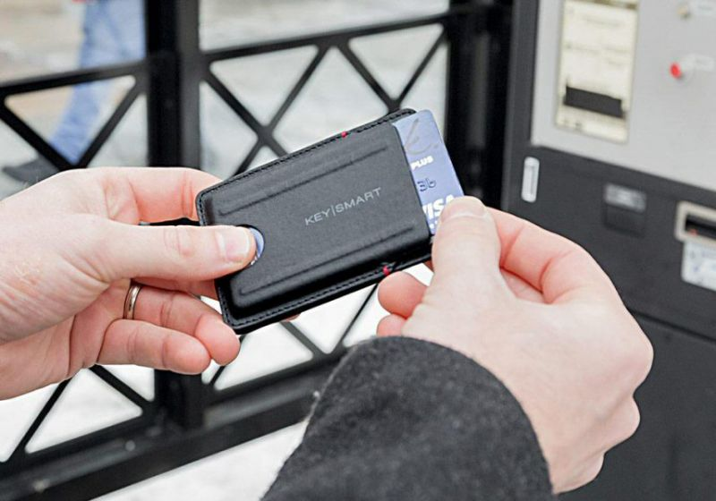 Keysmart Urban Wallets Cover A Variety Of Edc And Travel
