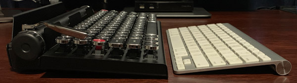 qwerkywriter keyboard comparison