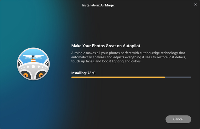 Skylum AirMagic drone image editing software review – The